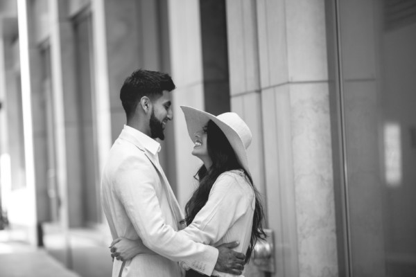 Saffah + Zain Engagement
